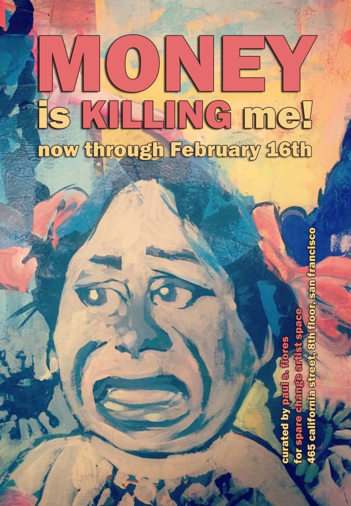 flores-money-is-killing-me-postcard-front